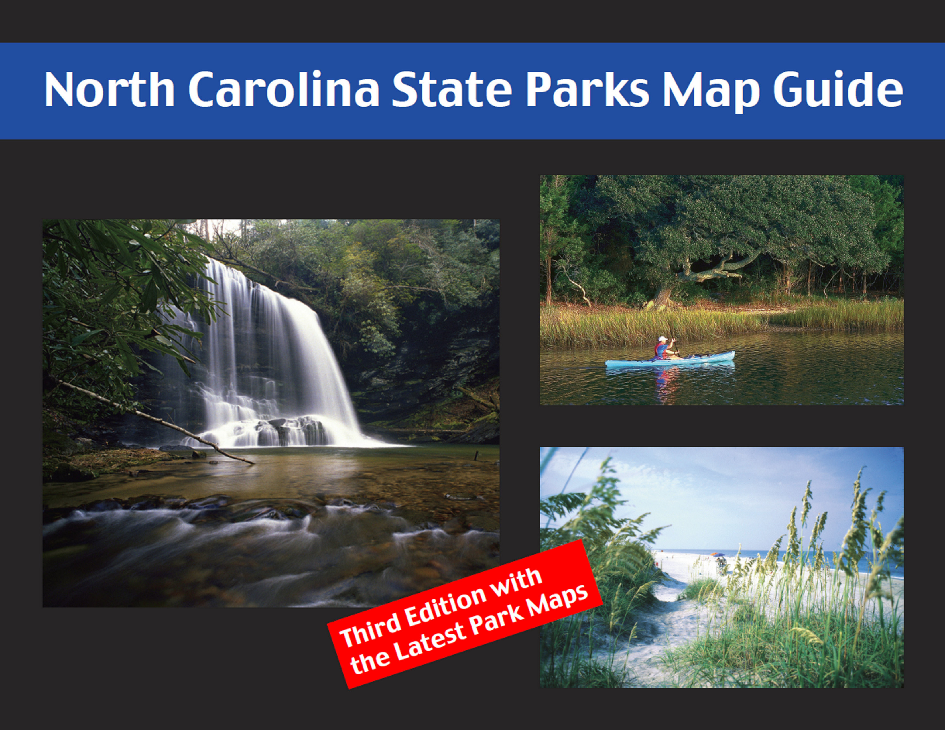 North Carolina State Parks Map Guide